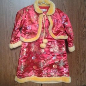 Chinese New Year Dress